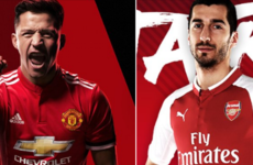 Trading places: Man United announce Sanchez arrival as Mkhitaryan joins the Gunners