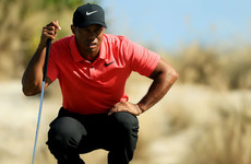 Tiger returns to happy hunting ground at Torrey Pines