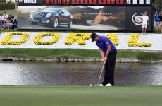 In bloom: Rose holds on to win at Doral