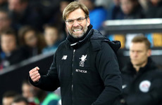 Klopp sorry for fan confrontation: 'I shouldn't have reacted'