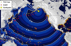 Tsunami threat lifted for Canada and US after powerful earthquake off Alaska