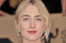 Saoirse Ronan has been nominated for an Oscar for leading actress