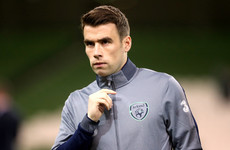 Captain's return: Seamus Coleman's 10-month injury absence set to end tonight