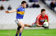 McGrath and Quinlivan goals help Tipp claim away win against Cork in opener