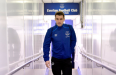 'It was great to be able to feel like a footballer again': Coleman savours Everton return