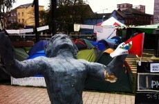 Occupy Cork announces voluntary dismantling of protest camp