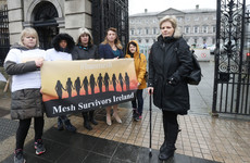 'It was cutting my husband during sex': Women with vaginal mesh complications take fight to the Dáil