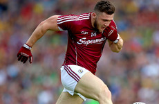 Galway's Damien Comer leads the way as NUIG cruise past IT Sligo