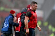 Kilcoyne out of France clash but Ireland enjoying the sun in Spain