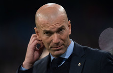 Zidane: My job is on the line against PSG
