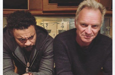 In news absolutely no one was expecting, Sting and Shaggy have made an album together