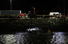 Body of man (50s) recovered after car went into water at Howth harbour