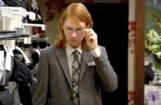 It turns out that Jon Hamm is a massive fan of Domhnall Gleeson's ancient RTÉ sketch show