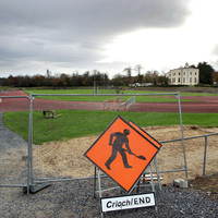 Anonymous donor steps in to fund new �3 million UCD running track