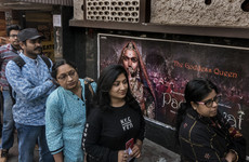 Controversial Bollywood movie opens in India despite violent protests