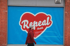 Over half of voters are in favour of repealing the Eighth Amendment and abortion up to 12 weeks