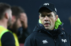Former Ulster coach Clarke takes interim charge of Ospreys