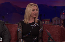 Lisa Kudrow thinks there should be a Friends reboot, she just doesn't know how they'd do it