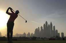McIlroy moving through the gears to stay in touch with leaders in Dubai