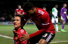 As It Happened: Yeovil Town v Man United, FA Cup fourth round