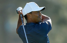 It was a grind - Woods feeling good after Torrey Pines fightback