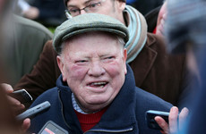 Much-loved Irish racing trainer Peter Casey dies at 82