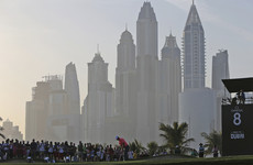 Chinese prodigy Li leads but McIlroy within striking distance in Dubai