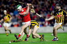Kingston's early goal propels Cork past Kilkenny as Meyler era begins on winning note