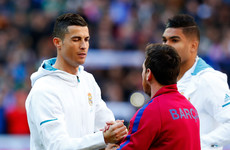 Ronaldo heartened by Ballon d'Or battles with 'great' Messi