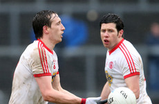 Cavanagh brothers combine as Moy strike late to defeat 14-man An Ghaeltacht