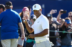 'It was gross' – Woods reflects on wild driving display at Torrey Pines