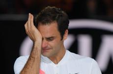 Tearful Federer toasts Melbourne triumph following 20th Grand Slam title