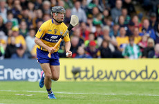 1-8 for David Reidy as Clare leave it late to seal victory over Tipperary