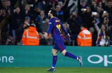 Messi strikes late to down tough Alaves as Barca escape scare on Coutinho's first start
