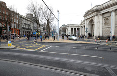 Dublin rush hour traffic congestion eases after 17 bus routes changed