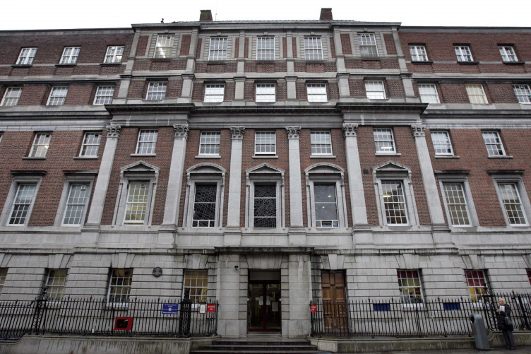 The National Maternity Hospital at Holles Street in Dublin.
