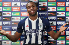 Daniel Sturridge completes loan switch to West Brom