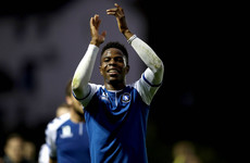 20-year-old Ogbene completes move from Limerick to Championship side Brentford