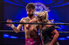 Session mots and atomic drops: How an underground wrestling night became a huge hit in Dublin