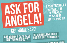Gardaí back nationwide roll out of 'Ask for Angela' campaign for people who feel unsafe on a date