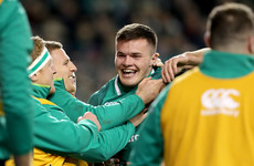 Smiling assassin Stockdale relishing more and more time on the big stage