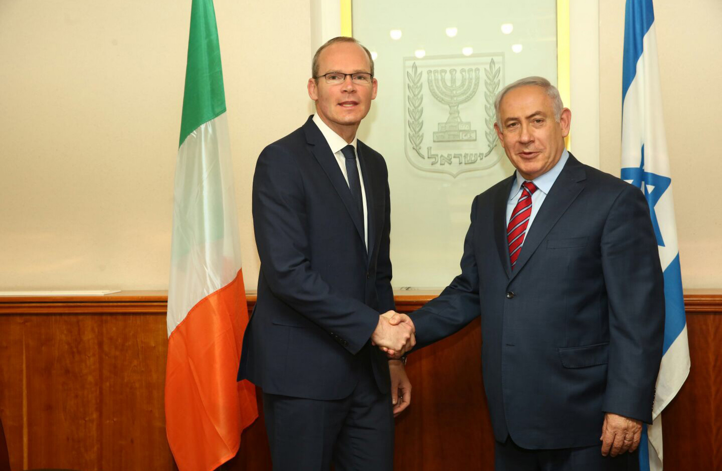 Israel condemns Irish bill banning goods from occupied lands
