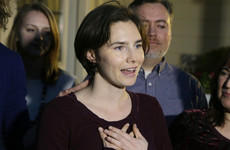 Amanda Knox will appear on the Ray D'Arcy Show this Saturday