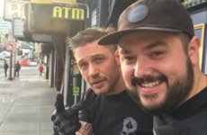 Tom Hardy got 'Leo Knows All' tattooed on him after losing a bet to Leo DiCaprio... It's the Dredge