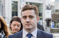Rape trial of rugby players hears alleged victim's 'fight instinct kicked in' when third man entered room
