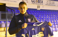 Limerick FC defender completes deadline day move to Ipswich Town