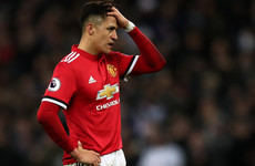 Spurs game not for Alexis Sanchez – Mourinho
