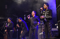 The Jacksons to perform in Ireland this summer