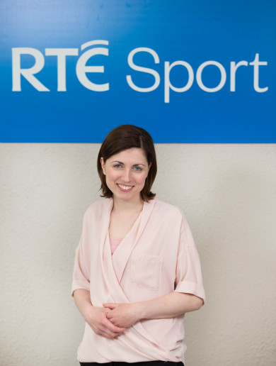 RTÉ announce Joanne Cantwell as The Sunday Game's new presenter
