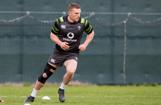 Knee problem rules Munster's Conway out of Ireland's opening Six Nations games